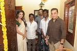 AR Murugadoss, Kamal Hassan, Nayantara, Jai @ Raja Rani Movie First Shoot