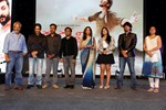AR Rahman, Mani Ratnam & Team @ Kadali Audio launch
