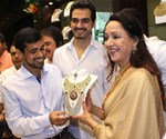 Hema Malini @ Malabar Gold & Diamonds New Showroom Launch
