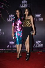 Sridevi & Jahnavi @ Sridevi's 50th Birthday Bash