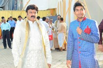 Nandamuri Balakrishna @ his Daughter Tejaswini Marriage