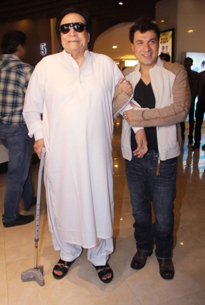 Kader Khan Son Kader-khan-at-once-upon-a-time    Kader Khan Wife