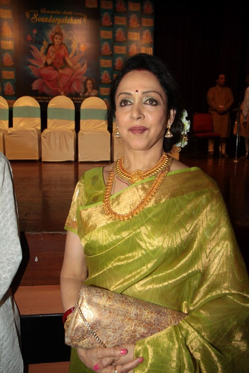 hema-malini-at-shlok-album-soundaryalahari-launch-19