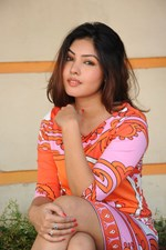 Actress Komal Jha @ 'Maine Pyar Kiya' Movie Launch
