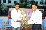 Srinu Vaitla @ 'Maine Pyar Kiya' Movie Launch