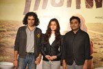 Alia Bhatt and AR Rahman @ 'Highway' Movie Music Launch