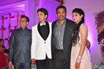 Celebs @ Miraj Group CMD Daughter Devhooti Paliwal's Wedding Reception