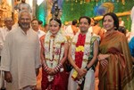 Celebs @ Vijay TV Anchor Ramya Wedding