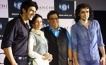 Kartik Aaryan, Mishti and Subhash Ghai @ 'Kaanchi' Movie Trailer Launch