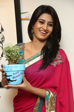 Actress Shamili @ Muse Art Gallery Event