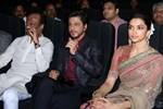 K.Balachander, Shahrukh Khan, Deepika Padukone and Others @ Rajinikanth's 'Kochadaiyaan' Movie Audio Launch