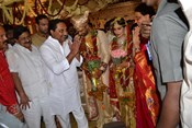 Celebs @ Sabitha Indra Reddy Son Marriage