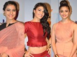 Madhuri Dixit, Alia Bhatt, Jacqueline Fernandez, Kajol and Others @ Kelvinator Stree Shakti Women Awards 2014