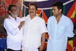 Celebs @ Suriya and Venkat Prabhu's New Movie Pooja