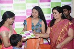 Suhasini Maniratnam @ Green Trends Hair & Style Salon Launch