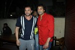 Bobby Deol and Sohail Khan @ Launch of TV Serial 'Ek Haseena Thi'
