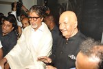 Amitabh Bachchan, Akshay Kumar, Anil Kapoor and Others @ Prem Chopra's Autobiography Launch