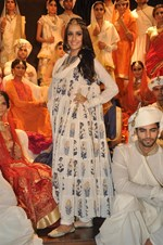 Shraddha Kapoor @ Walks for Jabong Pret-e-Porter Collection