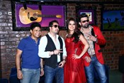 Celebs @ 'Purani Jeans' Movie Music Launch at Hard Rock Cafe