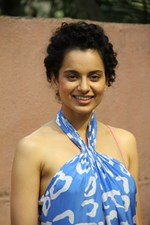 Kangna Ranaut @ Promoting 'Revolver Rani' Movie