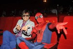 Vivek Oberoi @ Special Footage Screening of 'Amazing Spiderman 2' Hindi