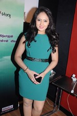 Actress Nikesha Patel @ 'Ennamo Edho' Movie Press Meet