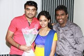 Actor Udhaya @ Birthday Celebrations 2014