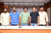 Celebs @ Crowd funded Movie 'Idi Modalu' Theme Song Release