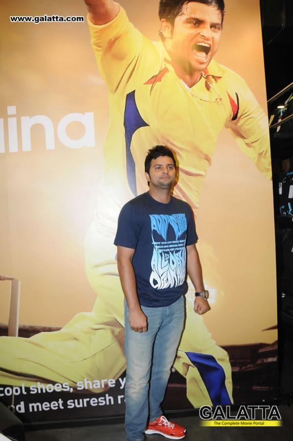 Suresh Raina   Anniversary Celebartions Of Adidas Showroom at T Nagar in  Chennai - Celebrity Visits 6b7fac362